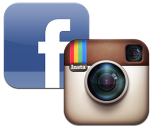 """Like Us"" on Facebook and ""Follow Us"" on Instagram"
