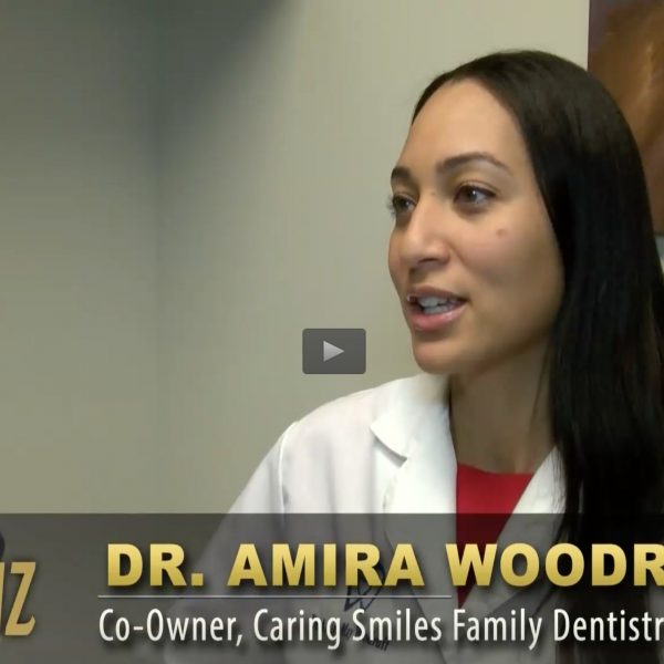 """Our Doctors Featured On Civic Center TV's """"The Biz"""" Promoting Oral Health"""