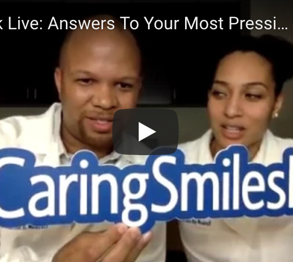 Doctors Answer Your Most Pressing Dental Questions on Facebook Live