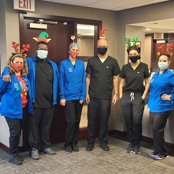 Happy Holidays from Caring Smiles